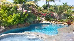 pool landscaping ideas for natural outdoor pool backyard pool