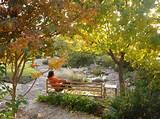 landscape ideas landscape mediterranean with bench landscape outdoor