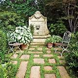 Garden scenery | {yard art} | Pinterest
