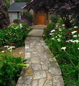 path garden path designs pebble path concrete path garden path