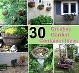 30 Creative Garden Container Ideas | DIY Home Things