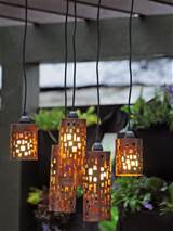 set the mood with outdoor lighting outdoors home garden