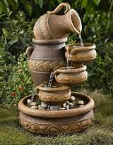 Fountain | GROVE & OUTDOOR IDEAS | Pinterest