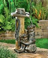 Creative Ideas of Garden Fountains-Impressive Magazine