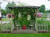 Garden nook - hideout | Outdoor Living Ideas | Pinterest