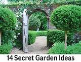 14 Secret Garden Ideas - Lil Moo Creations