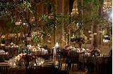 Developing a garden wedding design concept indoors can be a big ...