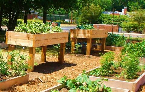Raised Garden Beds Designs, raised bed garden ideas, raised bed garden ...
