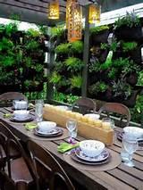 Vertical garden // Jamie Durie | Vertical Garden | Pinterest
