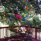 Outdoor party decorations | parties - entertaining | Pinterest