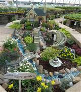 fairy gardening is a very popular trend in the world of gardening it