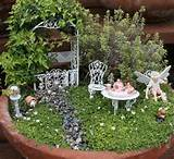 Fairy Garden Ideas | Garden Envy | Pinterest