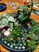 Fairy garden | Craft Ideas | Pinterest