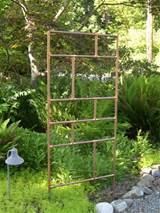 COPPER TRELLISES, ARBORS, & GAZEBOS