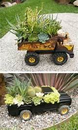 Easy Upcycled Garden Ideas for Spring - Baby Gizmo Company