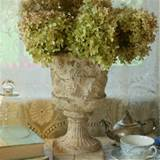 shabby chic ideas inspired by beautiful flowers and garden decorations ...