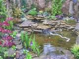 Garden water features gallery
