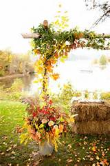 Inspiring fall theme. You can use the eco-friendly freeze dried rose ...