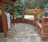 outdoor patio tile home design ideas