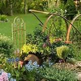 whimsical gardens garden pinterest