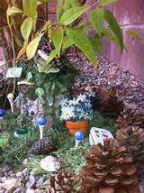 Stone & Moss cottage. | Fairy Garden Ideas & Garden fun | Pinterest