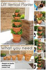 DIY Vertical Planter | Home Design, Garden & Architecture Blog ...
