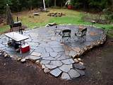 ... ideas Some Genuine Advantages of Having Stone Patio in Your Gardens