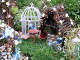 outdoor fairy garden ideas photograph large fairy garden i