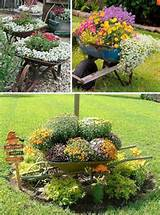 container garden idea for money saving and making cool DIY container ...