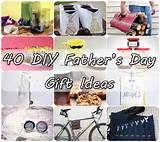 Diy Projects: 40 DIY Father's Day Gift Ideas
