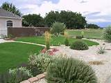 Front Yard Flower Garden Ideas | mediterranean front yard flower bed ...