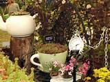 décoration de jardin à petit prix déco-theières-porcelaine-pots ...