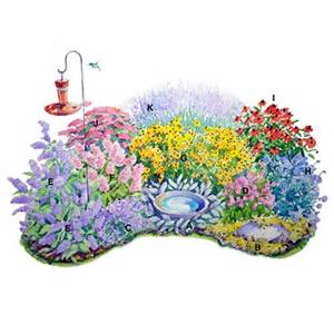 perennial border garden pinterest perennials butterflies and